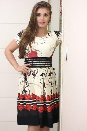 Vestido Boneca Gabriela