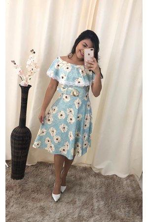 Vestido Boneca Vilma