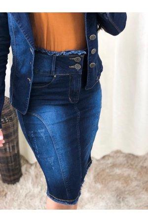 Conjunto Jeans Catarina