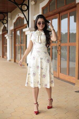 Vestido Docura de Menina