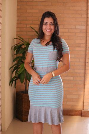 Vestido Malha Ivete
