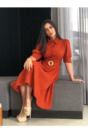 Vestido Evasê Encantado