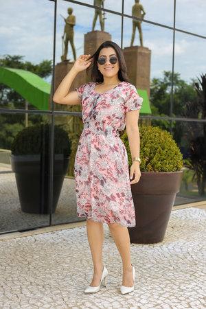 Vestido Levinho Maldivas