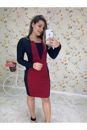 Vestido Tubinho Laize