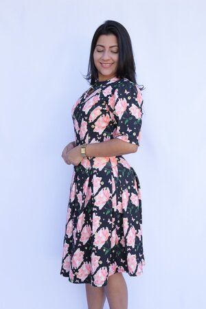 Vestido Boneca Elba