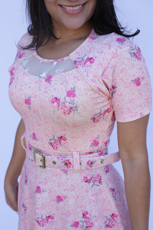 Vestido Boneca Nina