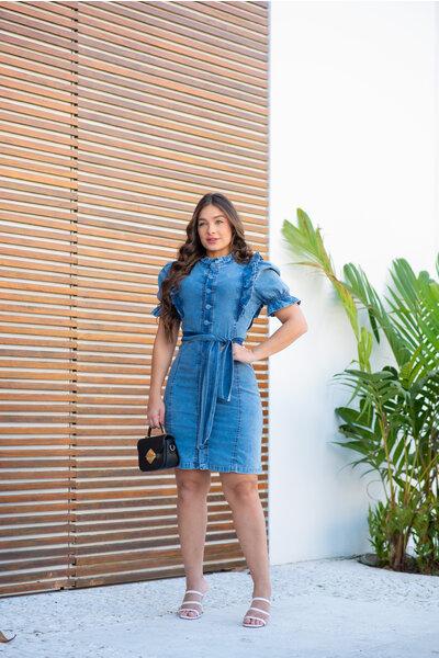 Vestido Jeans Natali