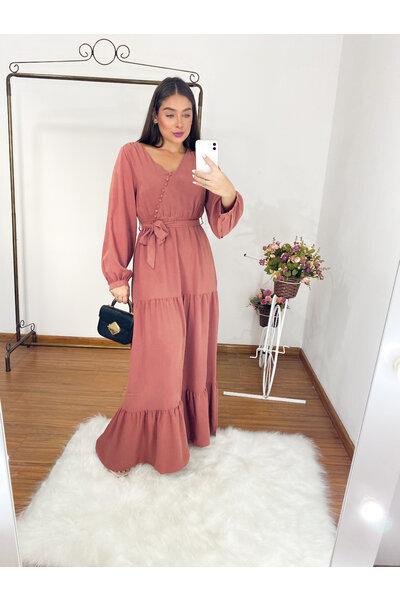 Vestido Longo Anika