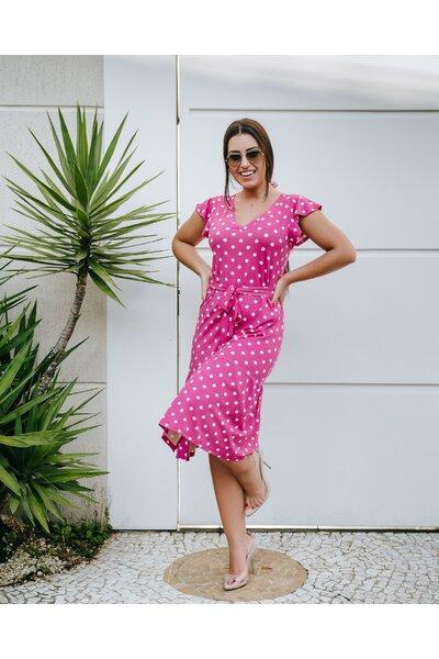 Vestido Malha Evelin