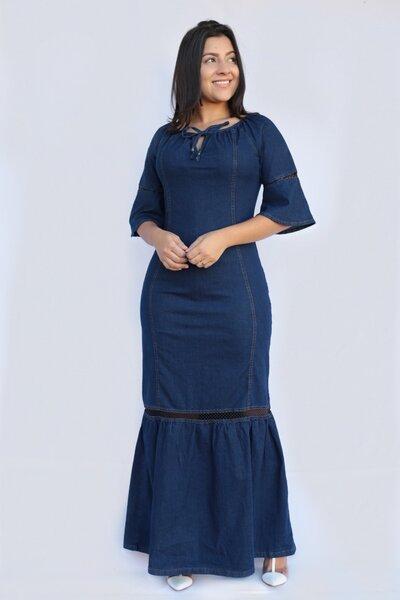 Vestido Longo Madalena