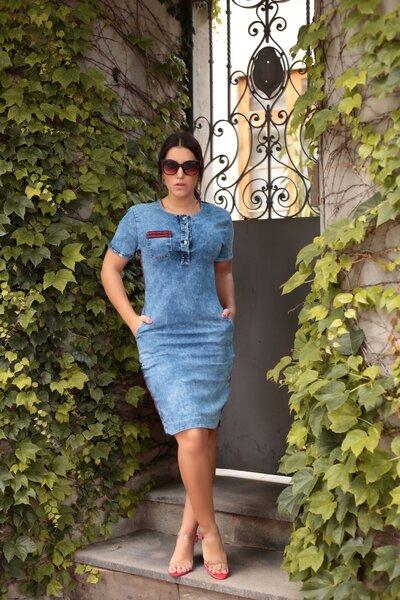Vestido Jeans Brenda