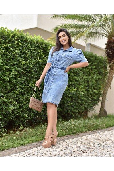Vestido Jeans Nice