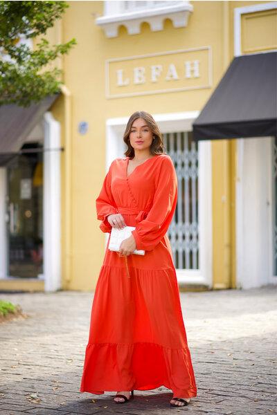 Vestido Longo Anna