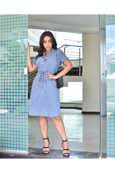 Vestido Jeans Mary