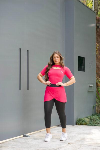 Conjunto Fitness Eloisa Pink