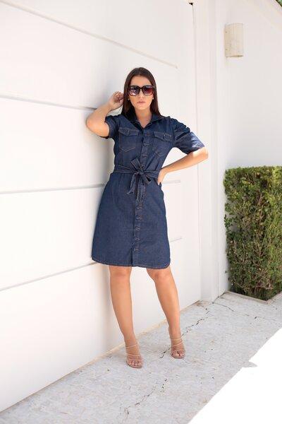 Vestido Jeans Laura