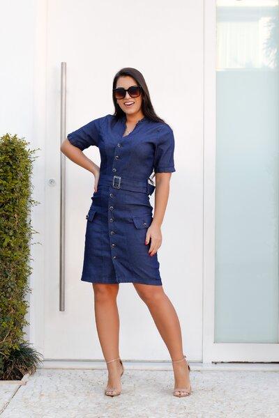 Vestido Jeans Dominique