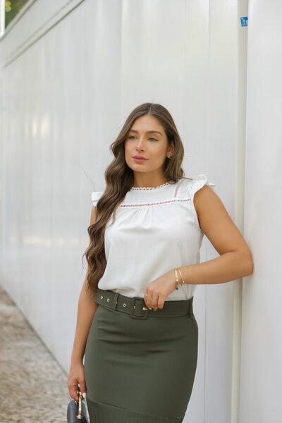 Blusa Yasmin