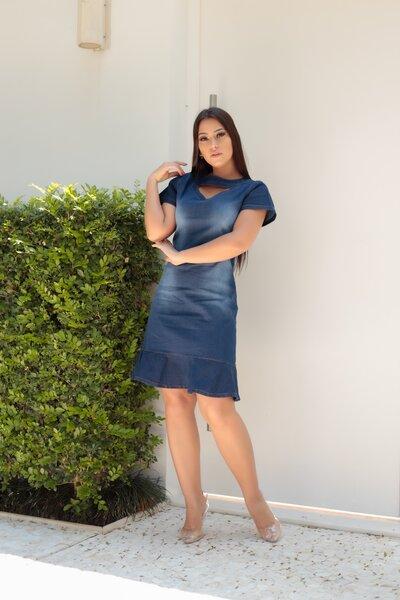 Vestido Jeans Matilde