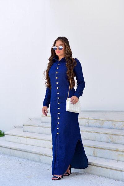 Vestido Longo Eloá