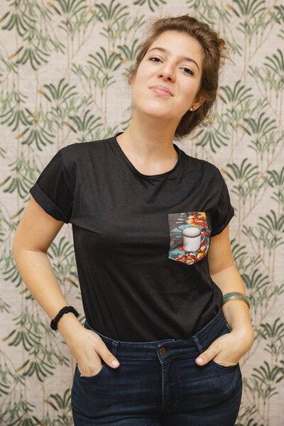 Camiseta Collab Vó Tereza
