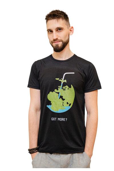 Camiseta Got More