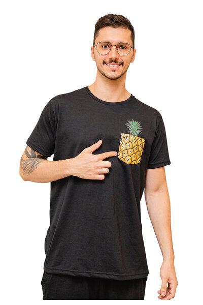 Camiseta Mini Pineapple