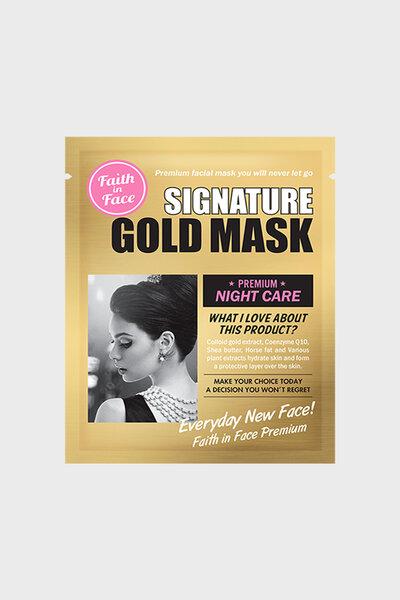 Faith In Face Máscara Facial Signature Gold Mask 25g