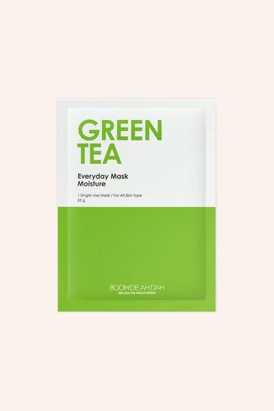 Boom De Ah Dah Máscara Facial de Chá Verde 25g
