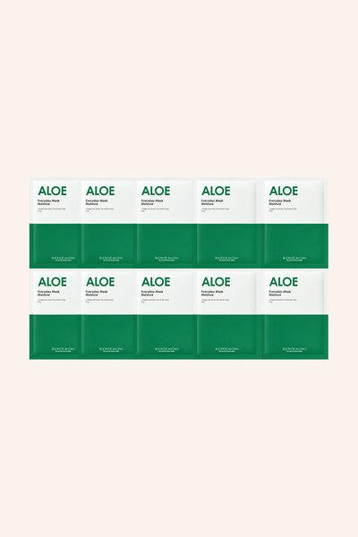 Kit 10 Boom De Ah Dah Máscara Facial de Aloe 25g