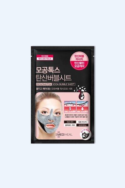 Mediheal Máscara Facial Mogongtox Soda Bubble Sheet 18ml