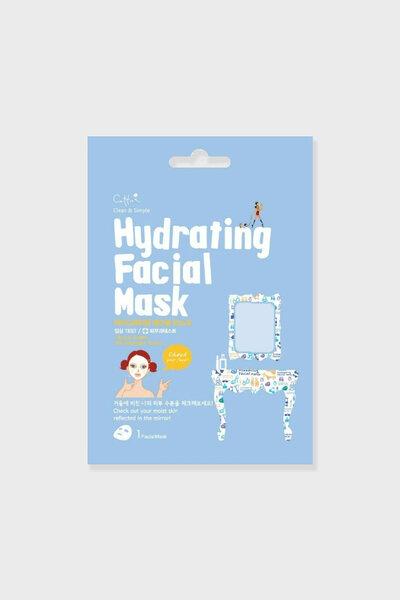 Cettua Clean & Simple Máscara Facial Hydrating 20g