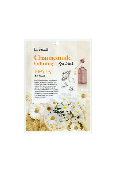 La beaute' Chamomile Calming Spa Mask 25g