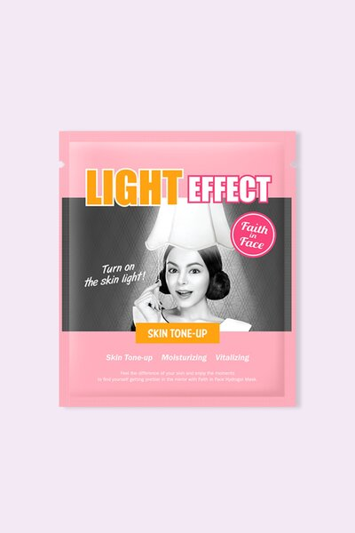Faith In Face Máscara Facial Light Efect 25g