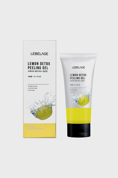 Lebelage Detox Peeling Gel de Limão 180ml