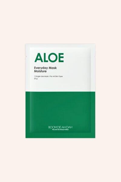 Boom De Ah Dah Máscara Facial de Aloe 25g