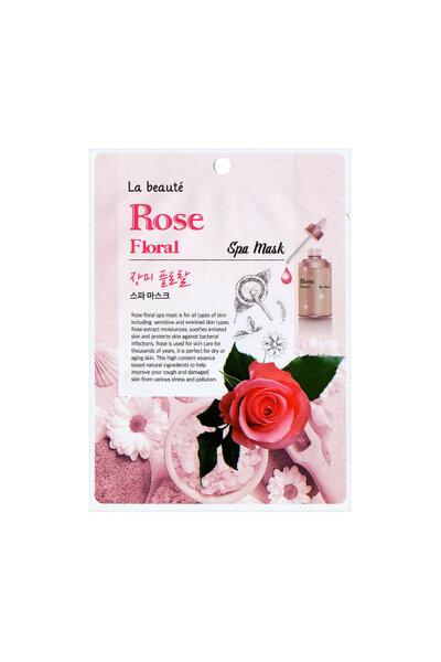 La beaute' Rose Floral Spa Mask 25g