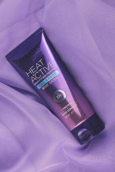 Kerasys Creme de Pentear Leave In Heat Active Style Care 200ml