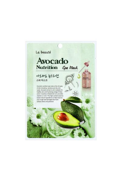 La beaute' Avocado Nutrition Spa Mask 25g