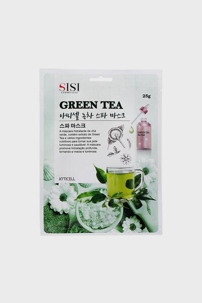 Sisi Máscara Facial Spa de Chá Verde 25g