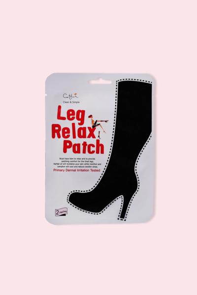 Cettua Clean & Simple Leg Relax Patch 8g