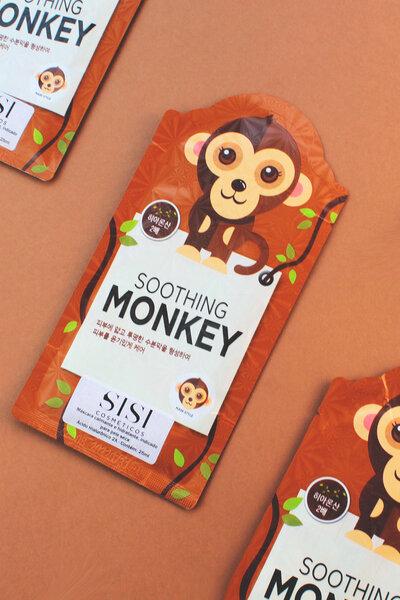 L'affair Máscara Facial Soothing Monkey 25g