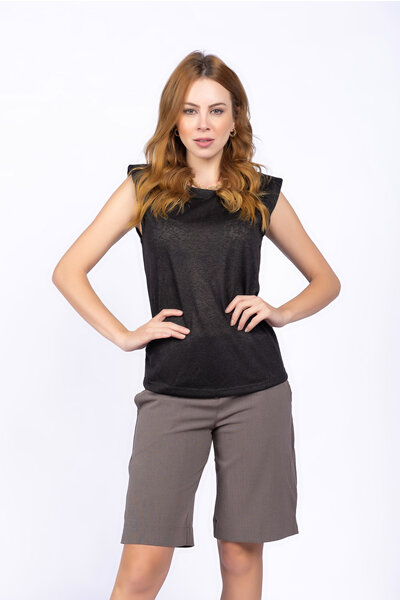 Blusa muscle tee ombreira