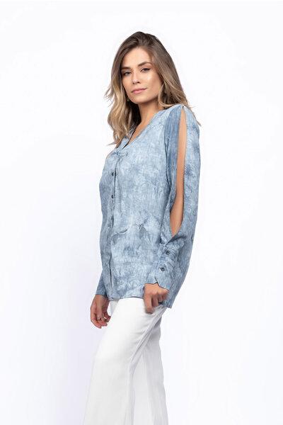 Camisa tie dye algodão