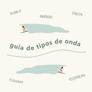 Guia de tipos de ondas para surfistas iniciantes