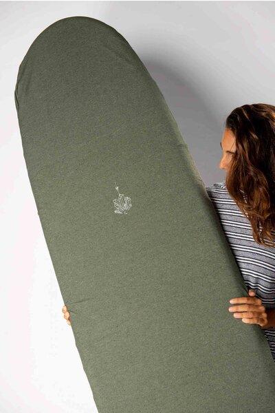 capa de prancha equilibra verde até 7'5