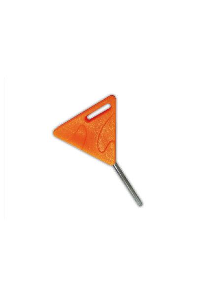chave de quilha | laranja | soul fins