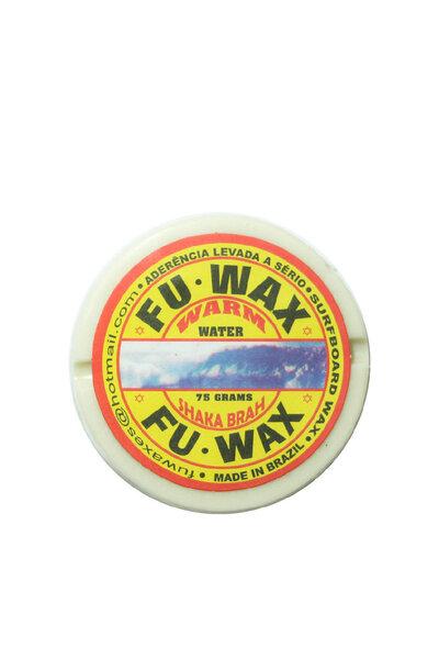 parafina água morna | fu wax