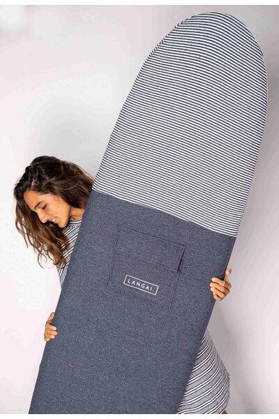 capa de prancha equilibra azul até 7'5