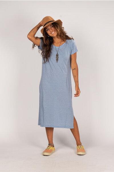vestido lapa azul